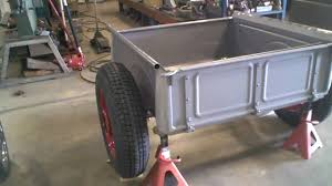 1934 Ford Pickup - Progress Custom Bed - YouTube