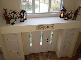 Cool Entry Ledge Home Decor Idea