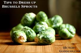 Sprouting Pumpkin Seeds by Tips To Dress Up Your Broiled Brussel Sprouts The Hungry Goddess