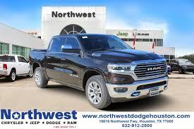 100 Dodge Longhorn Truck New 2019 RAM AllNew 1500 Crew Cab In Houston KN666333