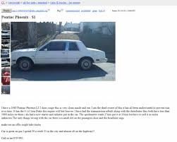 100 Craigslist Cars And Trucks By Owner Phoenix Project Car Hell Allegedly Easy Engine Swap Edition B6T Ford