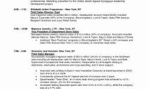 Sample Resume For Cna Instructor Awesome Retail Sales Examples Objective New