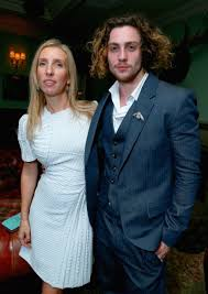 100 Taylorwood Resort Sam TaylorWood And Aaron TaylorJohnson At Soho House Toronto