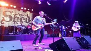 benefit concert for veterans at the shed at smoky mountain harley