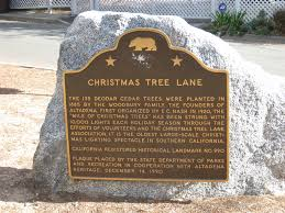 Christmas Tree Lane Pasadena by Stan U0027s Obligatory Blog The Case Study Houses