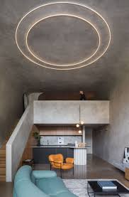 100 Interior Designers Residential The Design Of This Loft Apartment Is Dramatic And