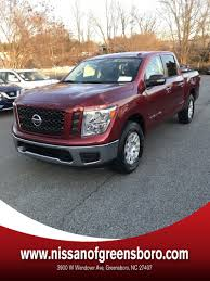 2019 Nissan Titan SV For Sale | Greensboro NC |