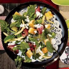 Holiday Lettuce Salad Recipe Lettuce Iowa And Salad