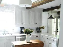 flush mount kitchen ceiling lights white light fixture flush mount
