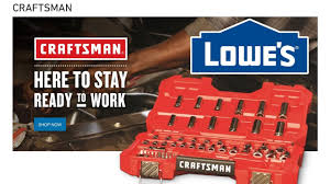 Lowes Now Sells Craftsman Tools - YouTube Lund 48 In Job Site Box08048g The Home Depot Lowes Truck Rental Ottawa To Go Canadalowes Van Kobalt Tool Boxes Best Resource Design To Organize Appliances Pamredpetsctcom Ipirations Appealing Rolling Box For Your Workspace Ideas Starter Repair Koolaircom Half Size Truck Tool Boxes Gocoentipvio Storage Chest 1725in X 267in 6drawer Ballbearing Steel With Large Garage Rentals Lowe S Fuse Data Wiring Diagrams Shop At Lowescom