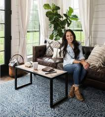 Joanna Gaines Rug Collection Is ing to Pier 1 Stores