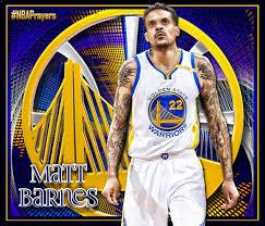 NBA Player Edit Matt Barnes Golden State Warriors