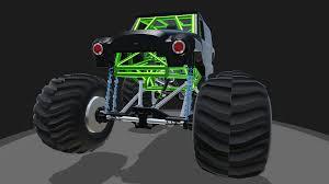 100 Monster Truck Grave Digger Videos SimplePlanes
