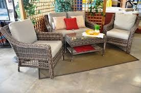 Patio Furniture Loveseat Glider by Patio Loveseat Sets At Walmart House Decorations And Furniture