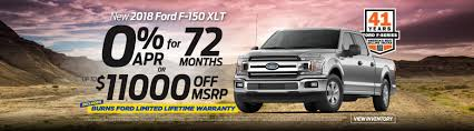 Ford Dealer In York, SC | Used Cars York | Burns Ford Of York