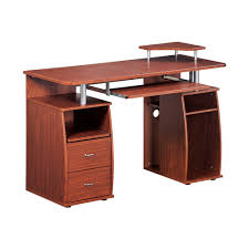 Target Computer Desk Chairs by Amazon Com Multifunction Desk Mahogeny Kitchen U0026 Dining