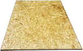 Sturd I Floor Plywood by 1 1 8 X 4 X 8 Tongue And Groove Osb Sturd I Floor At Menards