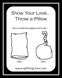 Uplifting Love Show Your Love Throw a Pillow What better way to
