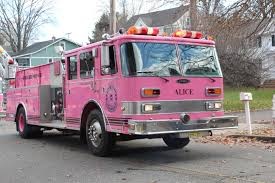 100 Pink Fire Trucks Lebanon Hosts A Parade For Declan Lebanon Company