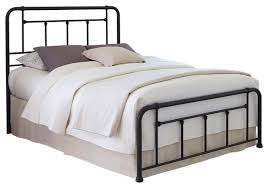 Baldwin plete Bed With Metal Posts and Detailed Castings