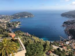100 Villefranche Sur Mere View From Our Airbnb In SurMer Cote DAzur France
