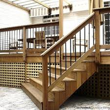 Metal Deck Skirting Ideas by 52 Best Deck Skirting Ideas Images On Pinterest Deck Skirting