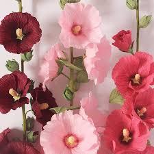 Crepe Paper Flowers Flower Crafts Silk Art Ribbon Handmade Papercraft Tutorial
