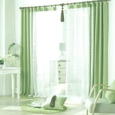 Sheer Curtains At Walmart by Sheer Green Curtains U2013 Teawing Co