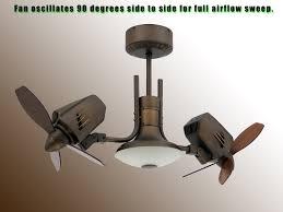 ceiling mounted oscillating fan panels world