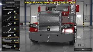 PETERBILT 389 ACCESSORIES PACK 1.29 For ATS - ATS Mod / American ... Dlc Cabin Accsories V20 For Ats Euro Truck Simulator 2 Mods Led Trucking Idevalistco Newest Archive Roadworks Manufacturing Grilles Accsories Royalty Core 124 Berlietrenault Le Centaure Ucktrailersaccsories Cat Hats Caps Caterpillar 1925 Olive Trucking Big Rig Pinterest Rigs Rig Trucks And Luzo Auto Center Hh Home Accessory Pelham Al V 11 Mod American Mod Chrome Nation By Trux Issuu Top 5 Visually
