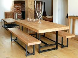 Modern Solid Wood Dining Table Real Image Of Square Room Tables