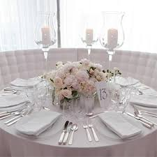 Attractive Wedding Dining Table Decoration Round Tables And Decorations On