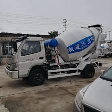 100 Concrete Truck Dimensions China Small 6x4 Howo 3m3 Foton 3 Cubic Meters Mini