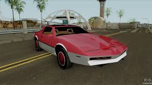 Knight Rider KITT For GTA San Andreas