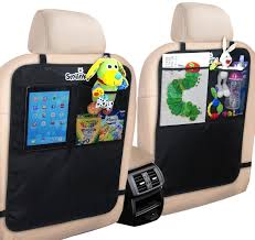 100 Truck Seat Organizer Kick Mats Extra Large Pocket Best Backseat Protector