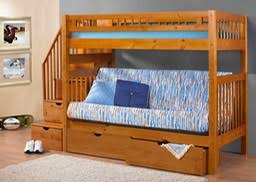 Colorado Stairway Bunk Bed by Staircase Bunk Innovations
