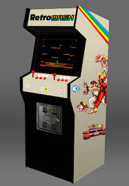 Mame Arcade Cabinet Kit Uk by Building A Home Arcade Machine Cabinet Design Retromash