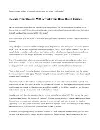 Need help with your work from home home business try these awesome t…