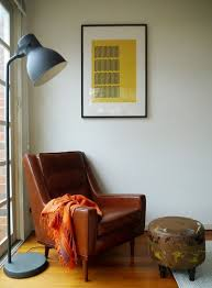 Place This Huge Floor Lamp At A Corner To Create Reading Nook