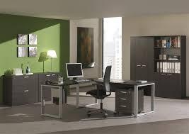 matelpro bureau armoire de bureau basse contemporaine 2 portes chêne congo osmose