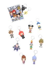 Halloween Town Keyblade by Disney Kingdom Hearts Figural Key Chain Blind Bag Topic