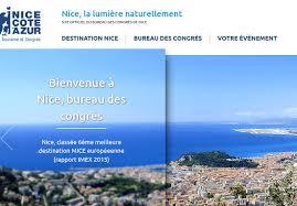 bureau des congres des congrès de met en ligne un nouveau site web pour le mice