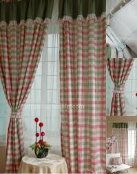 Curtains With Grommets Pattern by Decor Room Darkening Curtains For Elegant Interior Home