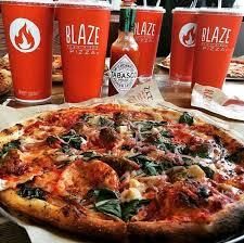 New Restaurant Blaze Pizza Opens in SF & Free Pizza