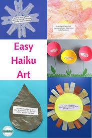 Easy Haiku Art For The Artistically Challenged Teacher