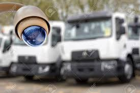 100 Camera Truck CCTV Or Surveillance System For Dealer Monitoring Stock