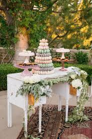 Elegant Blush Ivory Outdoor Wedding