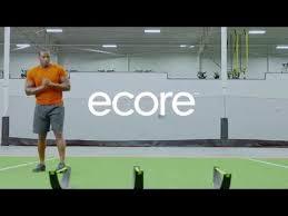 Ecore Flooring Lancaster Pa by Ecore Athletic Flooring Youtube
