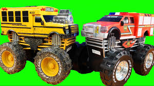 Fast Lane Monster Truck Fire Truck And Police Truck Help Crashed ... School Bus Monster Truck Jam Mwomen Tshirt Teeever Teeever Monster Truck School Bus Ethan And I Took A Ride In This T Flickr School Bus Miscellanea Pinterest Trucks Cars 4x4 Monster Youtube The Local Dirt Track Had Truck Pull Dave Awesome Jamestown Newsdakota U Hot Wheels Jam Higher Education 124 Scale Play Amazoncom 2016 Higher Education Image 2888033899 46c2602568 Ojpg Wiki Fandom The Father Of Noodles Portable Press Show Stock Photos Images Review Cool