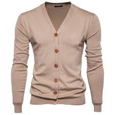 popular mens button cardigan buy cheap mens button cardigan lots
